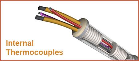 Internal Thermocouples