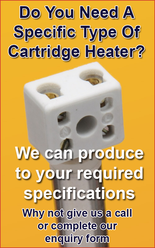Do you require a specific heater - then give us a call